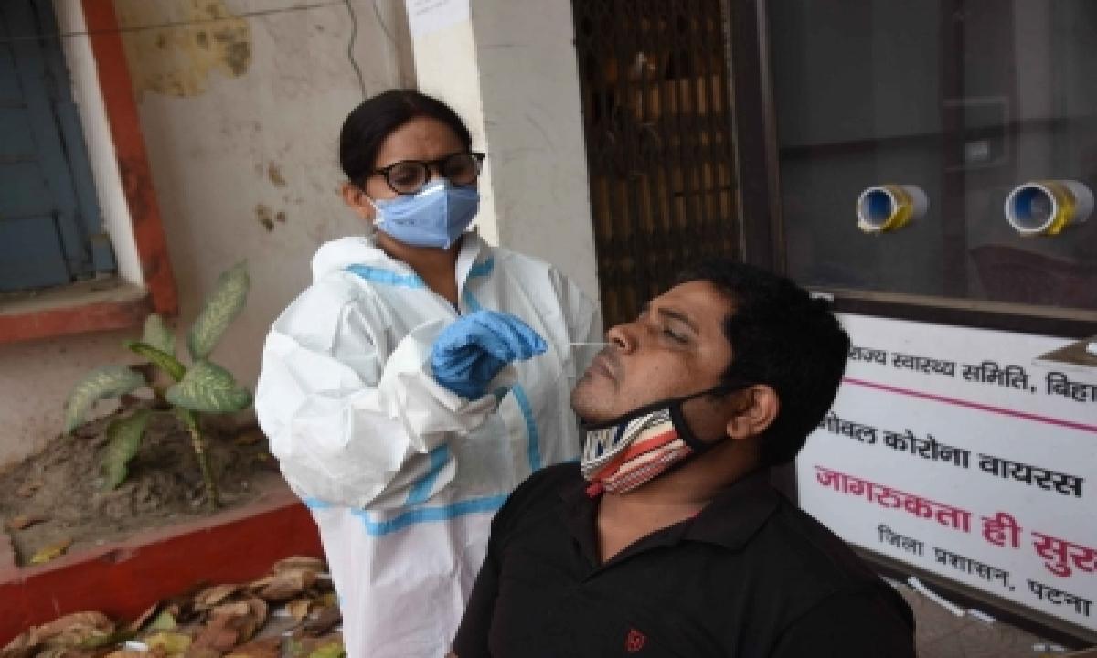 Bihar Reports 7,225 New Covid Cases In Last 48 Hours-TeluguStop.com