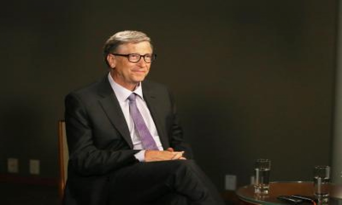 TeluguStop.com - Bill Gates Is America's Biggest Farmland Owner