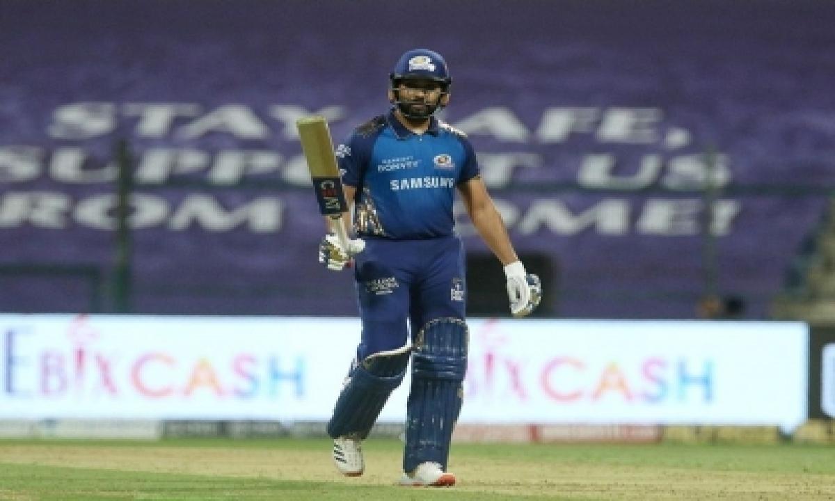 Bio-bubble Helped In Team Bonding: Rohit Sharma-TeluguStop.com