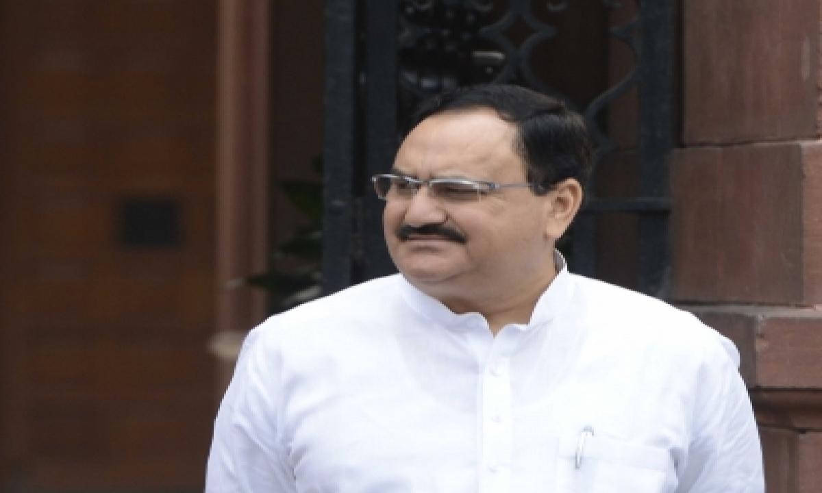 Bjp Alliance Will Sweep Tn, Bengal, Assam And Puducherry: Nadda-TeluguStop.com