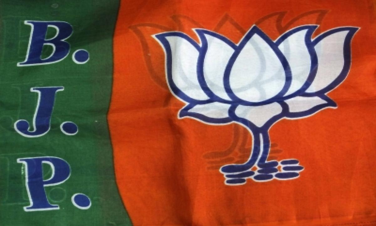 Bjp Announces Candidates For Up Panchayat Polls-TeluguStop.com