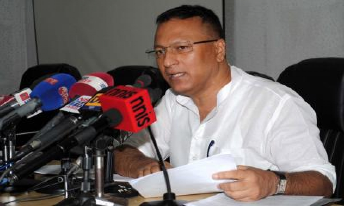 TeluguStop.com - Bjp Destroying Assam's Liberal Identity By Hindutva Politics: Cong