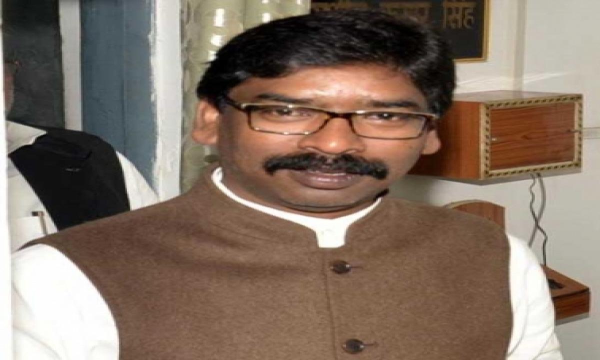 Bjp Slams Hemant Soren For His Remark About Modi-TeluguStop.com