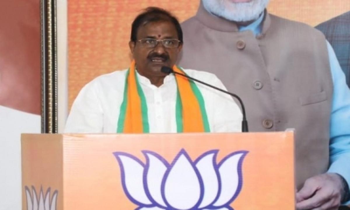 Bjp Undertakes 'chalo Proddaturu' To Oppose Tipu Sultan Statue-TeluguStop.com