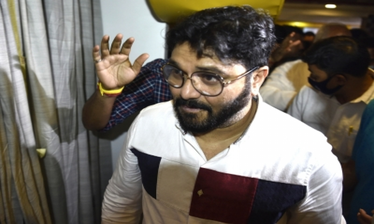 Bjp's Bengal Unit Completely In Dark About Babul Supriyo's Exit Plans-TeluguStop.com