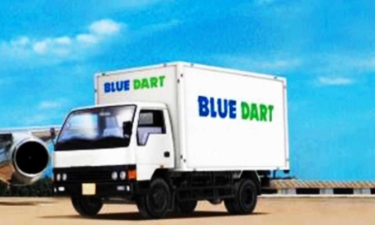 Blue Dart Med-exp To Test Uas For Vax Deliveries-TeluguStop.com