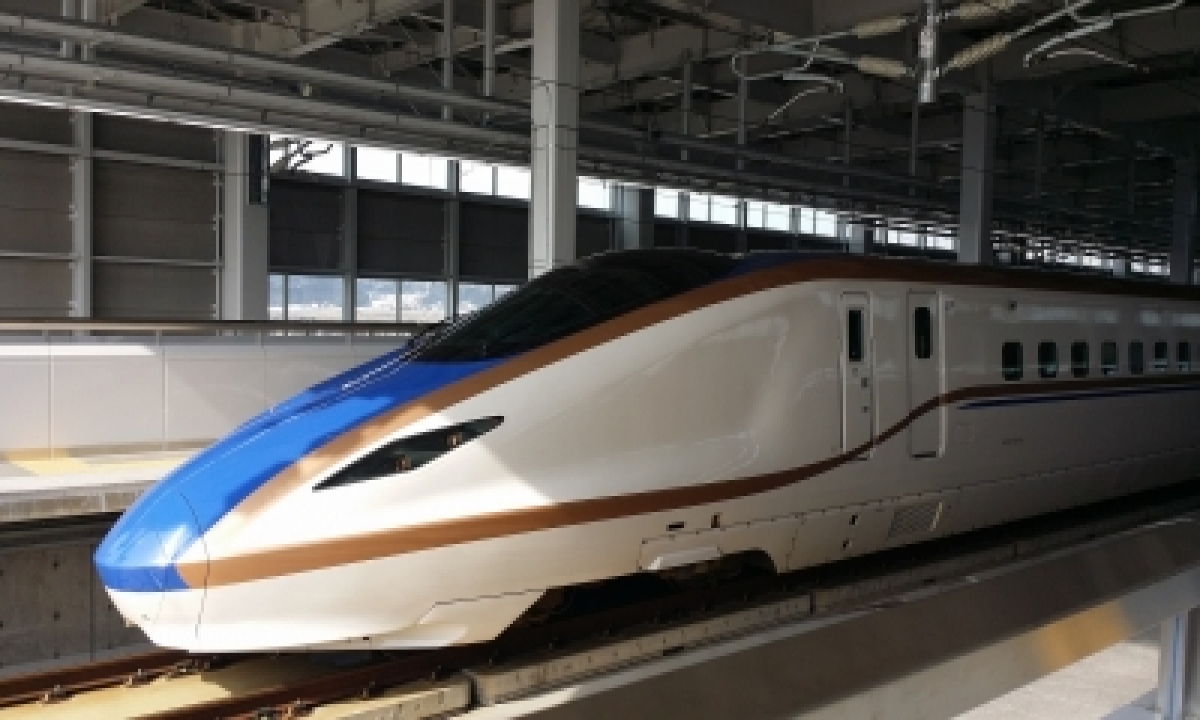 Bullet Train Project: 7 Cos Willing To Construct Underground Station At Bkc (ld)-TeluguStop.com