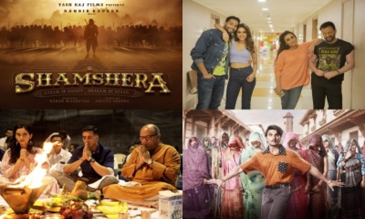 'bunty Aur Babli 2', 'prithviraj', 'jayeshbhai Jordaar', 'shamshera' Release Dates Out-TeluguStop.com