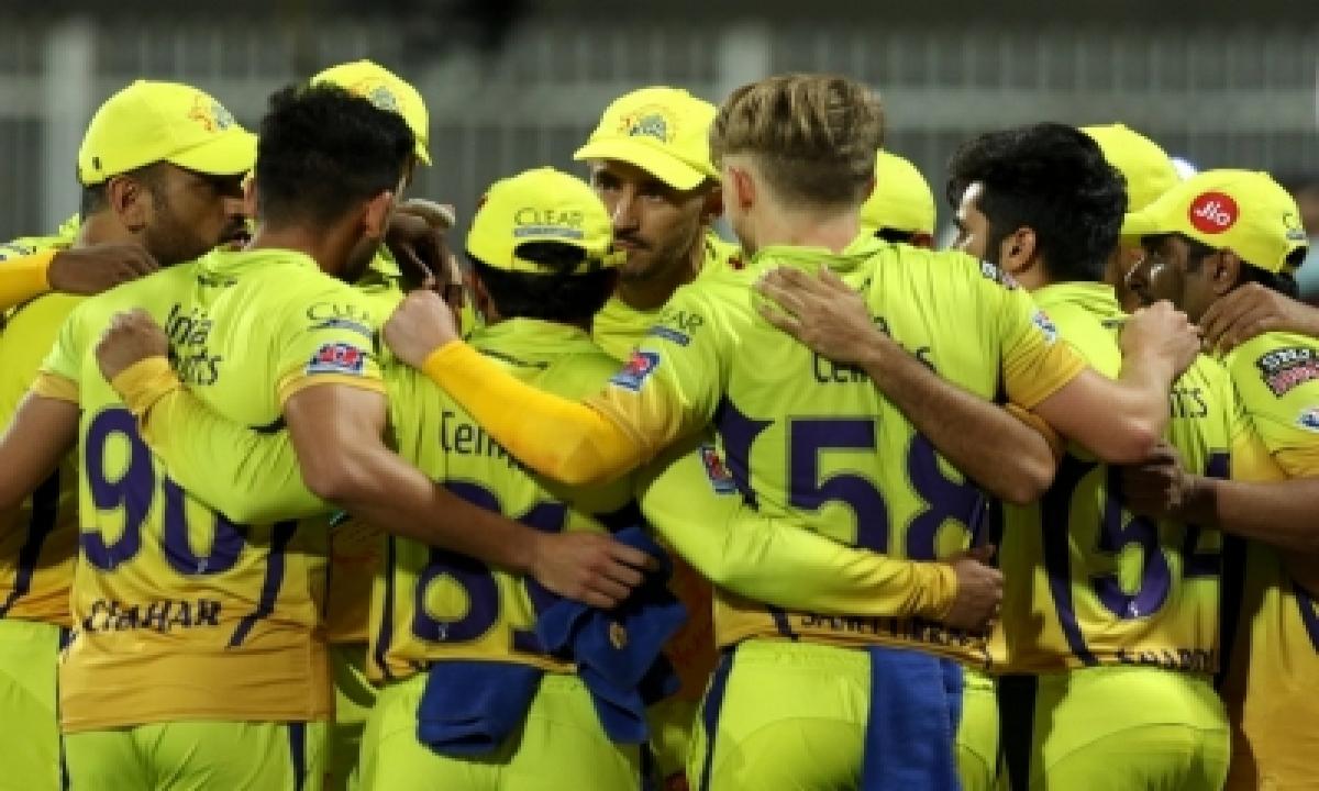 Buoyant Csk Take On Kkr (preview: Match 15)-TeluguStop.com