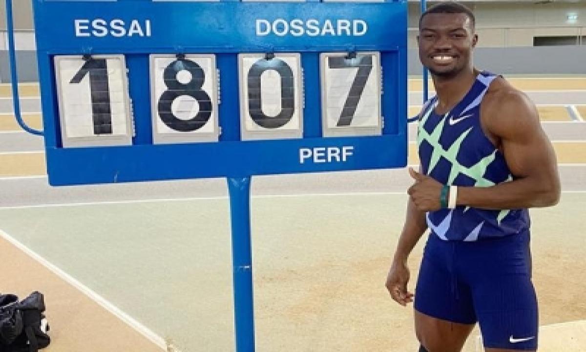 TeluguStop.com - Burkina Faso's Zango Smashes World Indoor Triple Jump Record