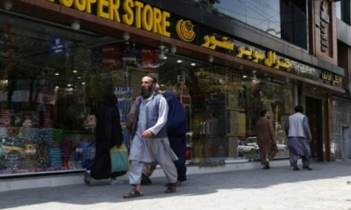Bush Market In Kabul Renamed After Mujahideen – Delhi | India News | International,-TeluguStop.com
