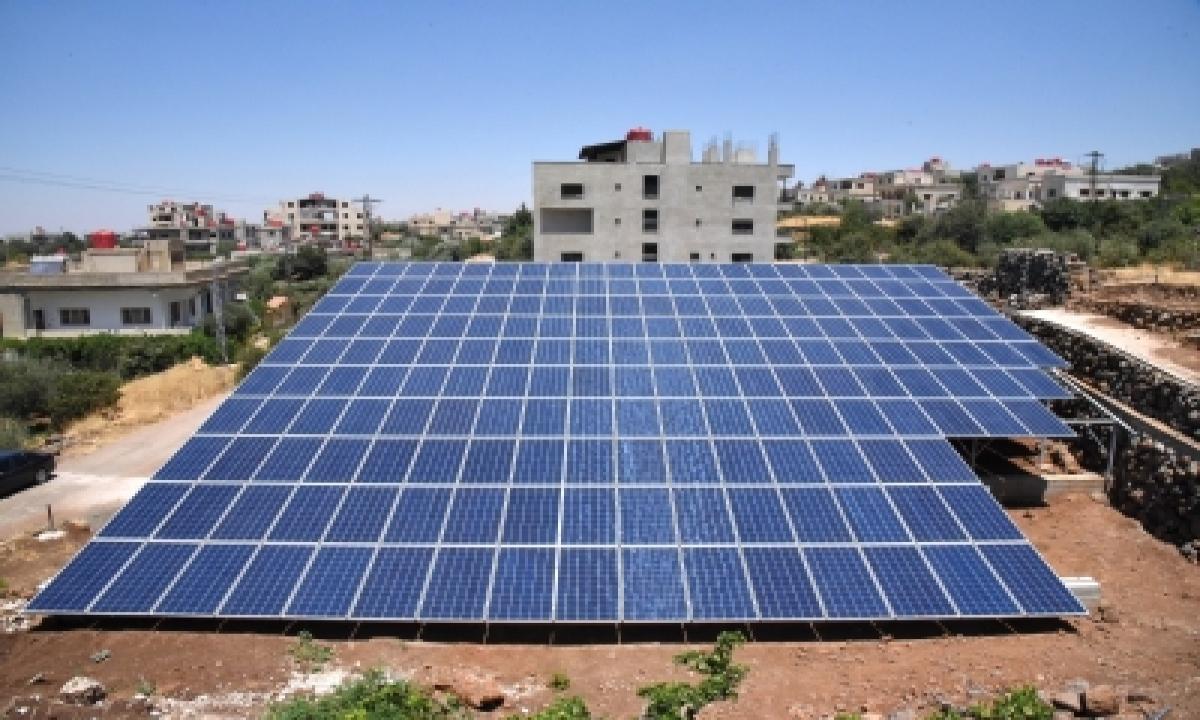Cabinet Approves Pli Scheme For Solar Pv Module Manufacturing-TeluguStop.com