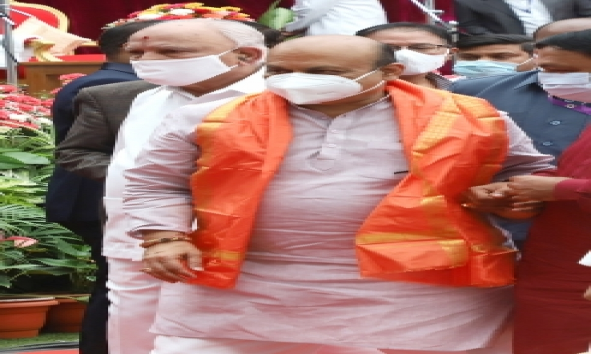 Cabinet Expansion Juggernaut Awaits K'taka Cm Bommai-TeluguStop.com