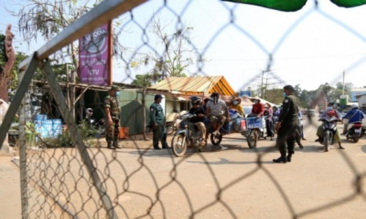 Cambodia Bans Inter-provincial Travel For 2 Weeks-TeluguStop.com