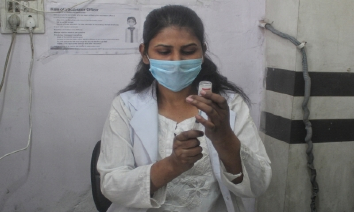Can India Fully Vaccinate 25 Cr People By July?-TeluguStop.com