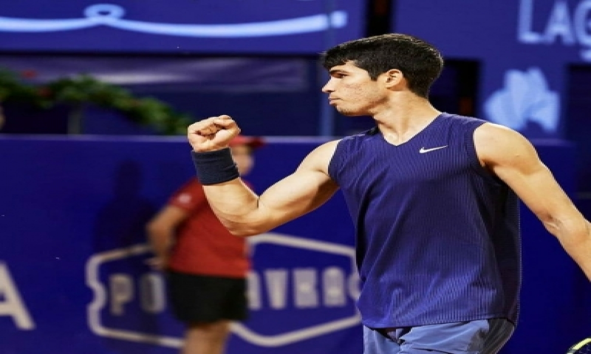 Carlos Alcaraz Qualifies For Next Gen Atp Finals For First Time-TeluguStop.com