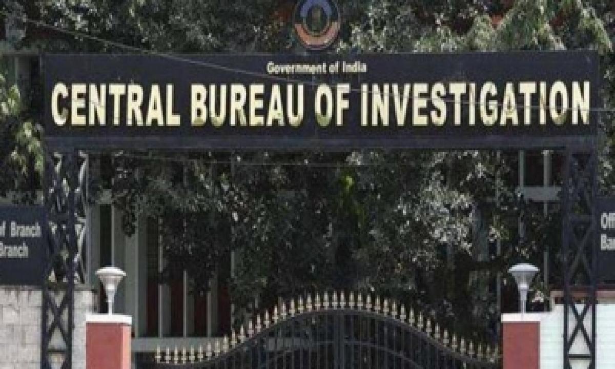 Cbi Arrests Key Accused In Murder Of Andhra Cm's Uncle-TeluguStop.com