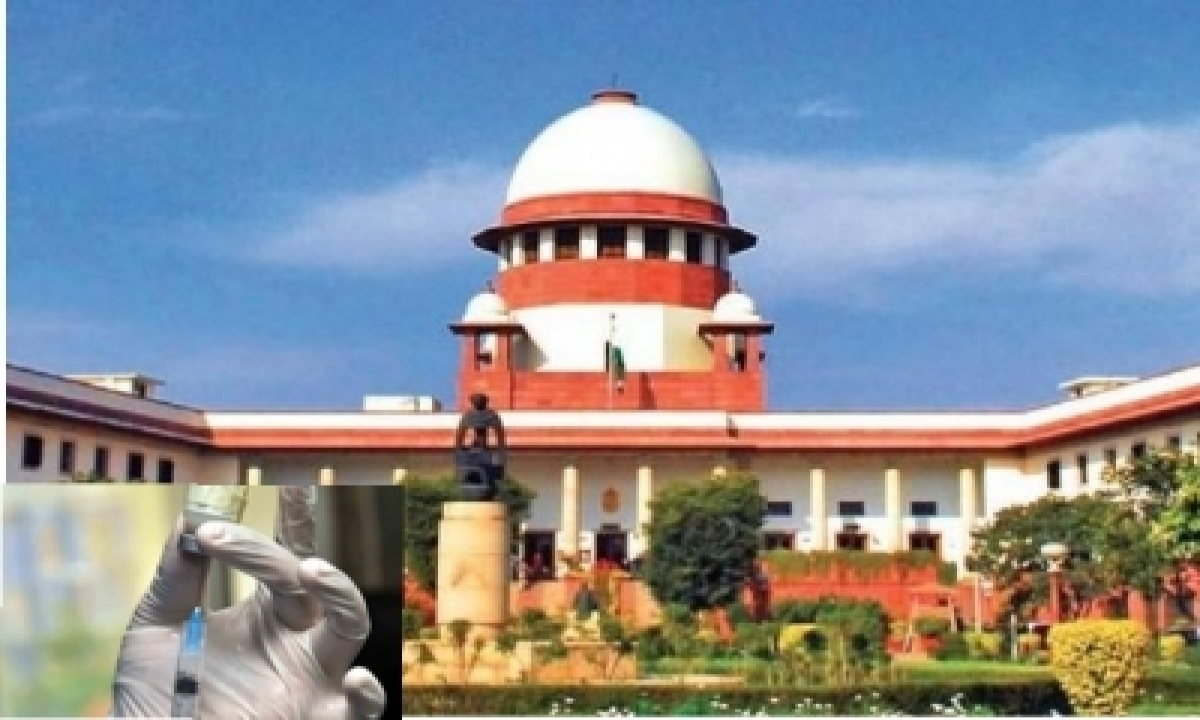 Centre To Sc On Vax Policy: No Judicial Interference Needed, Trust Wisdom Of Executive-TeluguStop.com