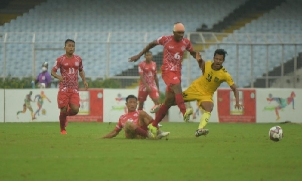 Champions Gokulam Kerala And Army Red Through To Durand Quarters-TeluguStop.com