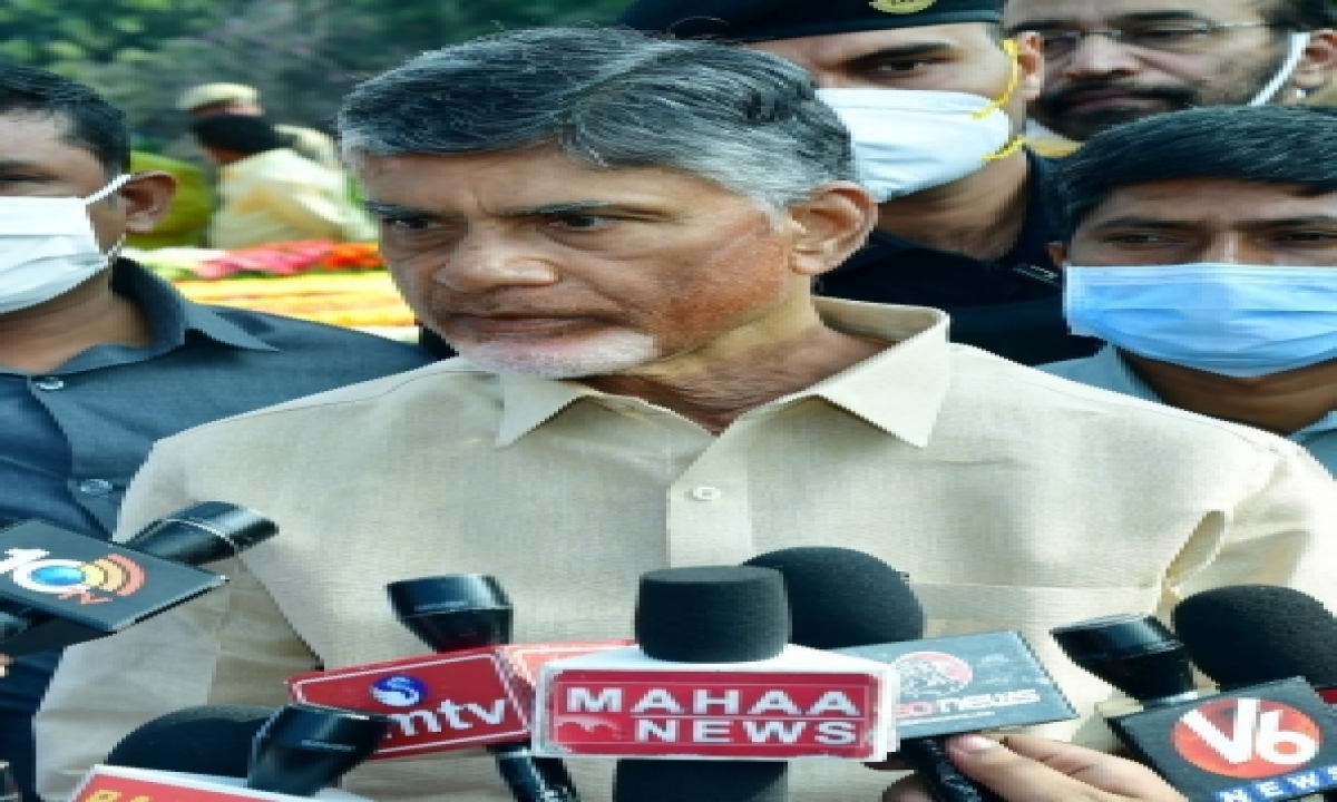 'chandrababu Trying To Defame Government Over Covid Variant'-TeluguStop.com