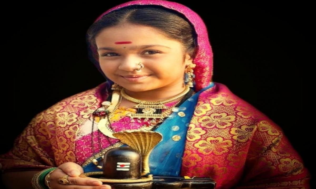 Child Star Aditi Jaltare Worked On Diction, Body Language For Ahilyabai-TeluguStop.com