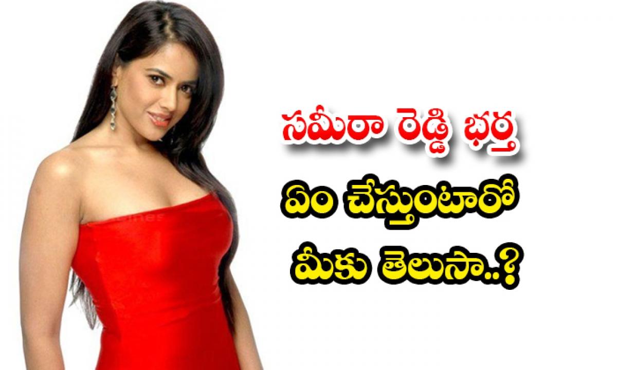 Tollywood Heroine Sameera Reddy Love Marriage Rare Things Details Viral-TeluguStop.com