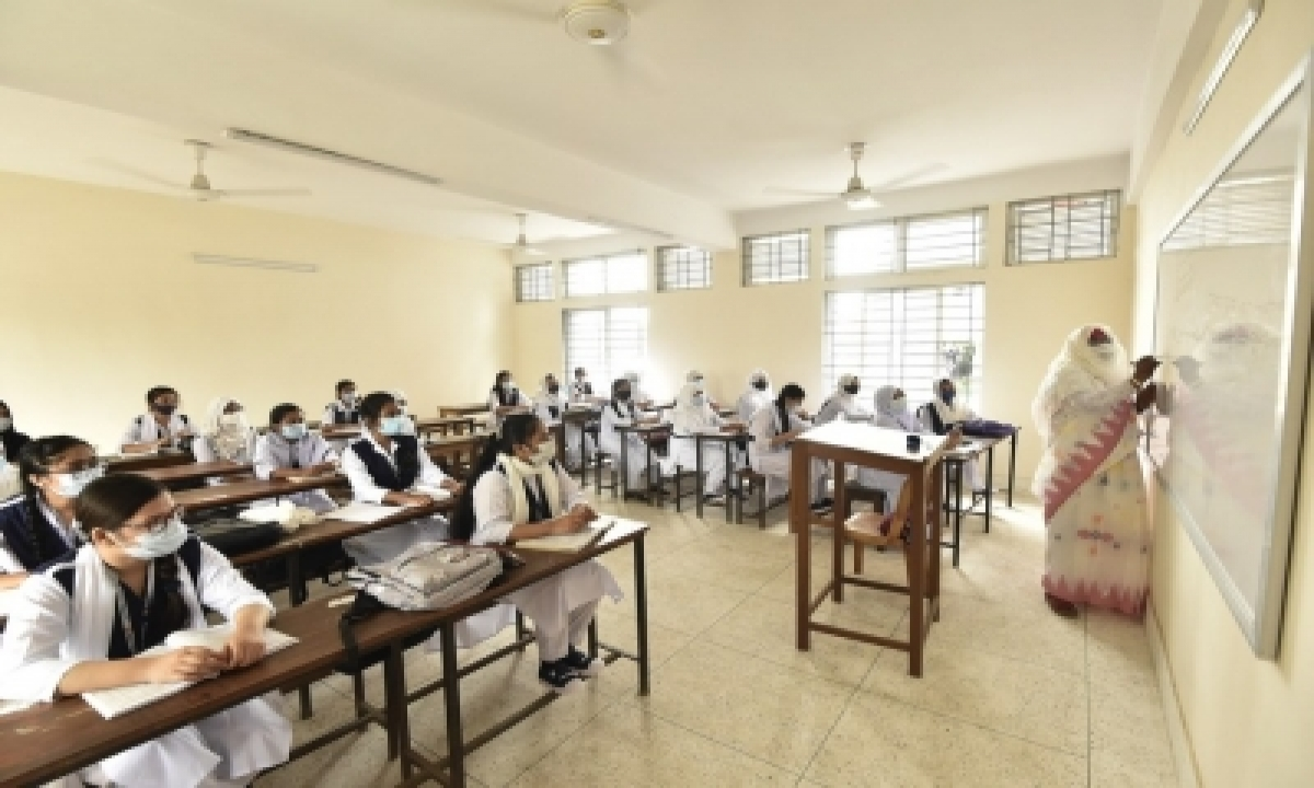 Classroom Teaching For Ug Students In Odisha To Start From Sep 20-TeluguStop.com
