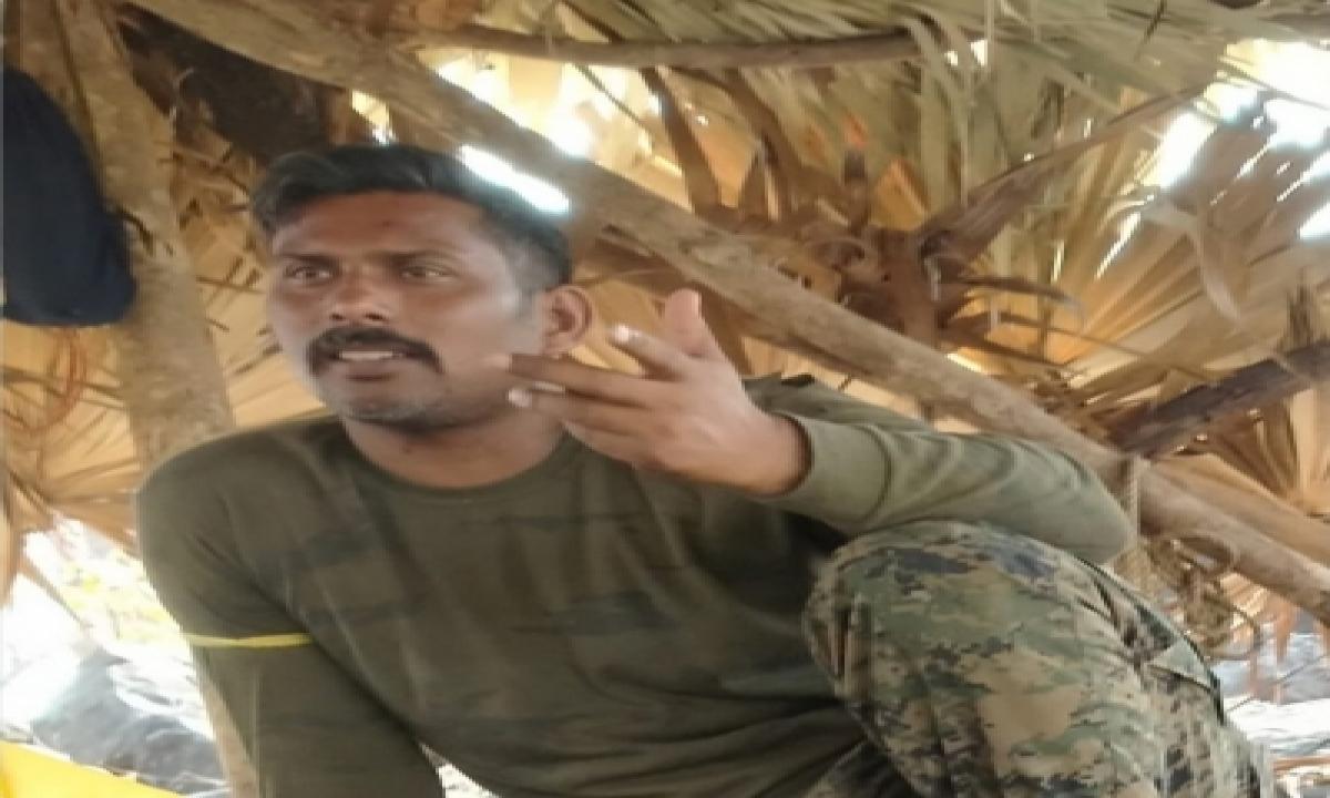 Cobra Commando Manhas Released By Maoists, Family Rejoices (lead)-TeluguStop.com