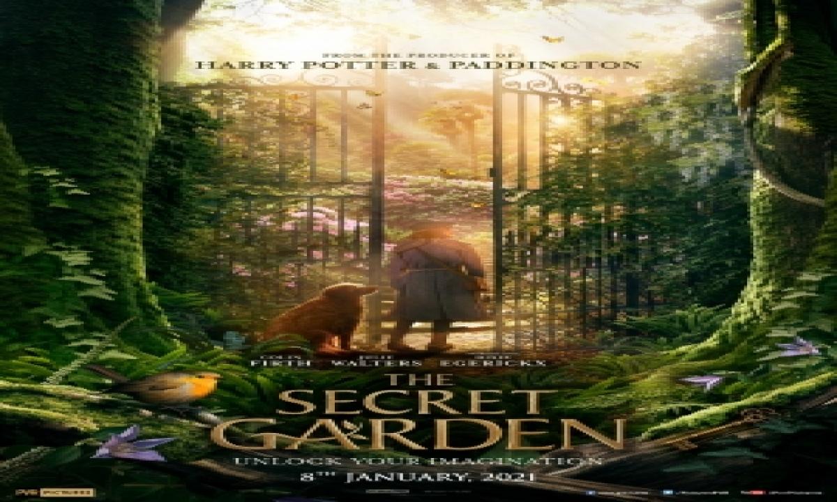 Colin Firth-starrer 'the Secret Garden' In Indian Cinemas On Jan 8-TeluguStop.com