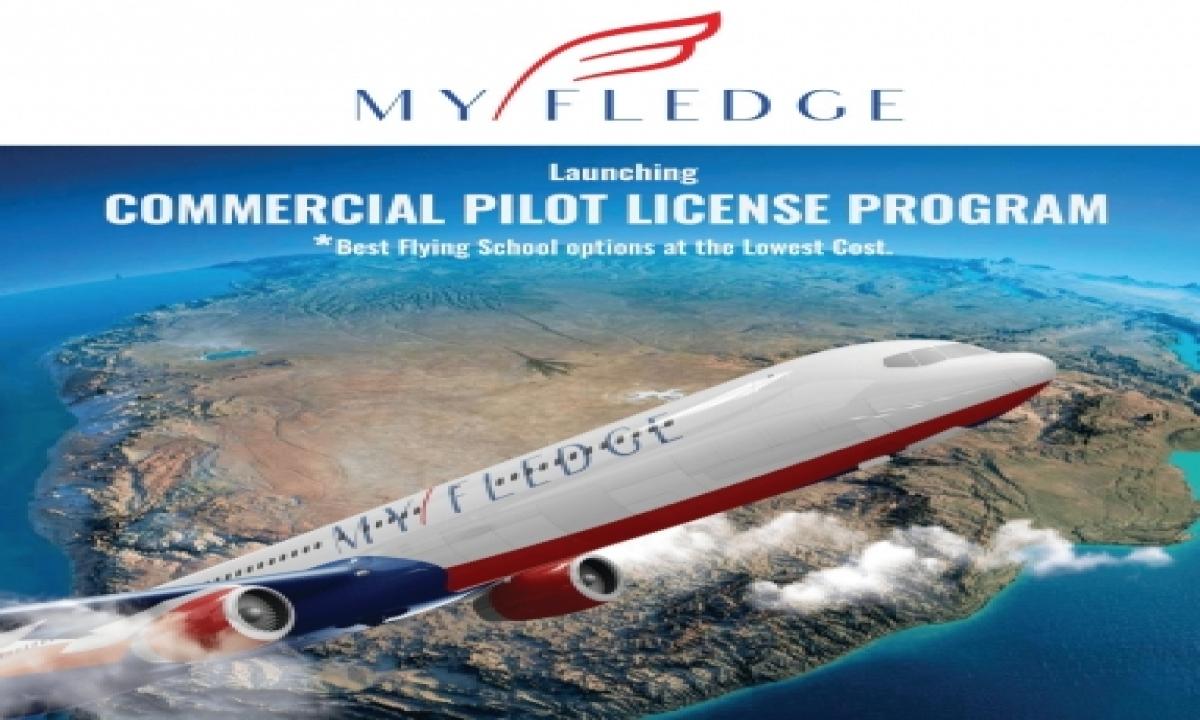 Commercial Pilot License Programmes At Myfledge Empowers Aspiring Pilots With 'the Wings To Fly' – Delhi | India Mumbai Bangalore | Kannada | Bengaluru News | Business-TeluguStop.com