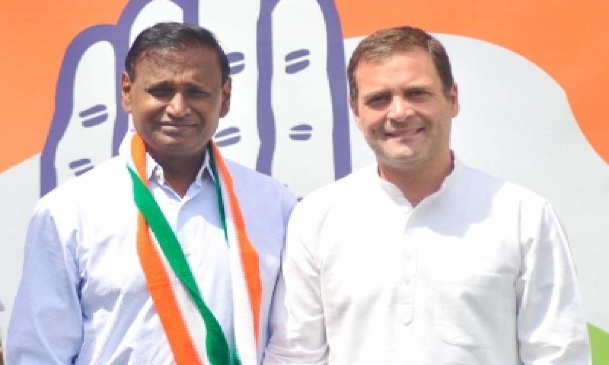 Cong Agitation Panel Holds First Meet, Udit Raj Proposes Rahul As President-TeluguStop.com