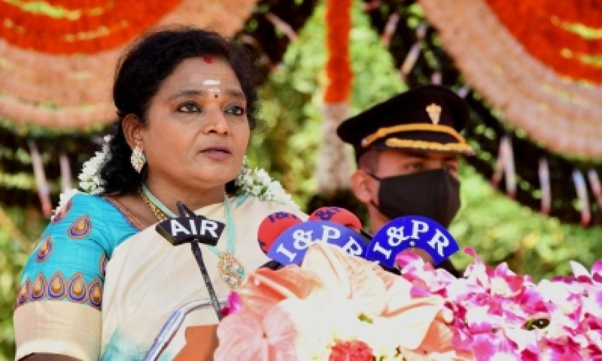Contributing To Self-reliance True Tribute To Kalam: Telangana Governor-TeluguStop.com