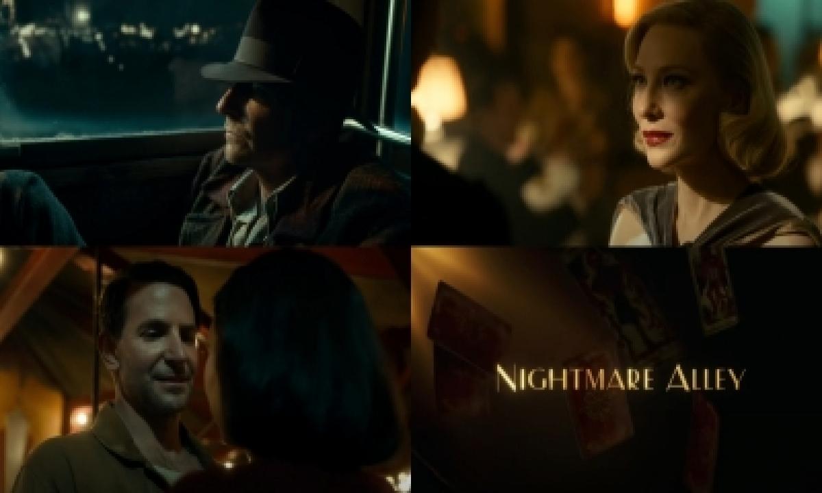 Cooper, Blanchett Join Hands As Master Manipulators In 'nightmare Alley' Trailer-TeluguStop.com