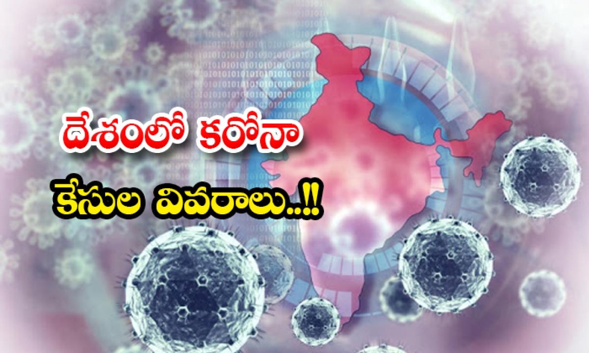 Health Bulletin On Corona Virus In India 2-TeluguStop.com