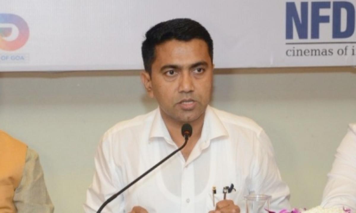 Counter Negative Propaganda Against Govt Projects: Goa Cm-TeluguStop.com
