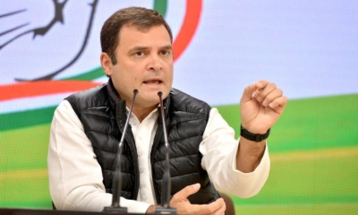 Country Can't Forget Sufferings Of Kashmiri Pandits: Rahul Gandhi-TeluguStop.com
