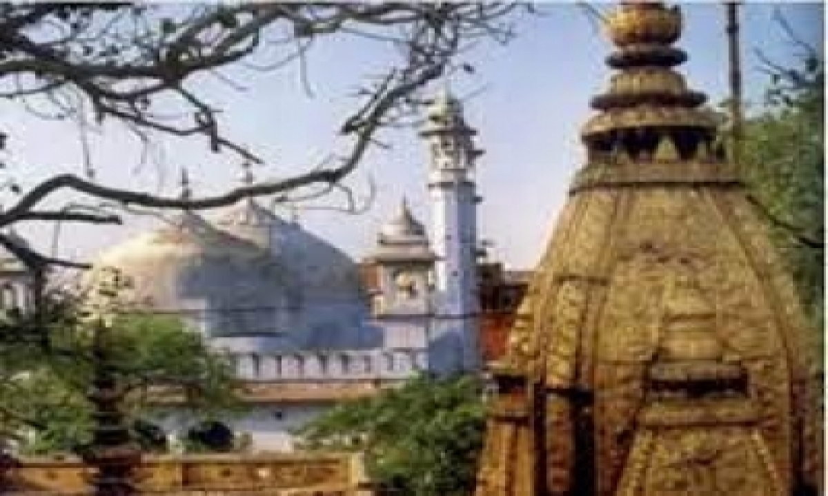 Court Permits Asi Survey At Kashi Vishwanath Temple Site-TeluguStop.com