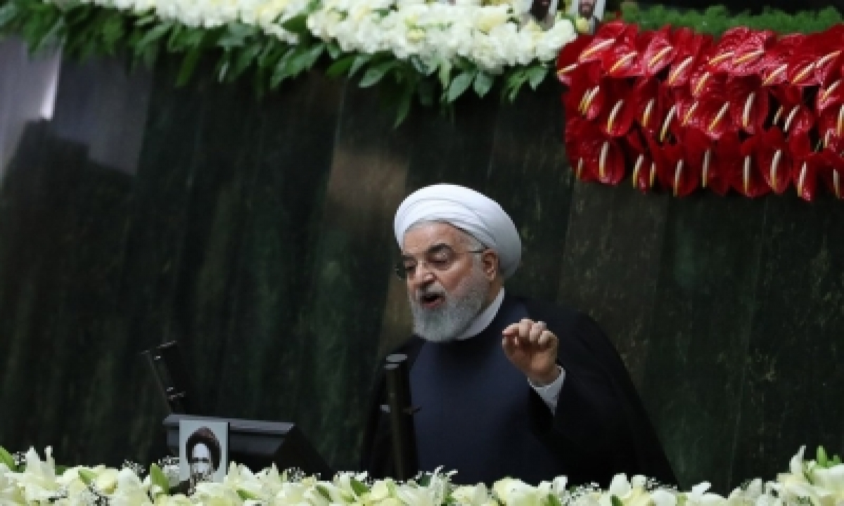 TeluguStop.com - Covid-19 Vaccination To Start Soon In Iran: Rouhani