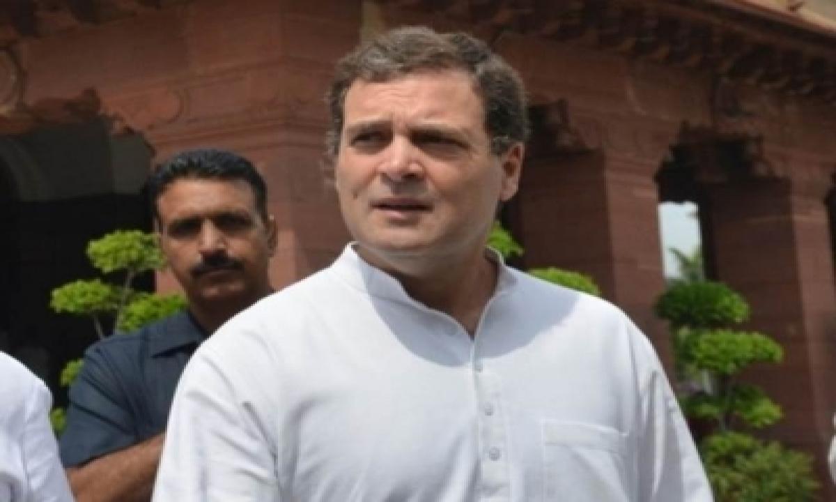 Covid Attacks The Poorest, Disadvantaged The Hardest: Rahul-TeluguStop.com