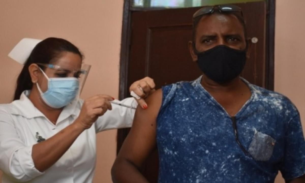 Covid Testing, Vaccination To Continue During Telangana Lockdown-TeluguStop.com
