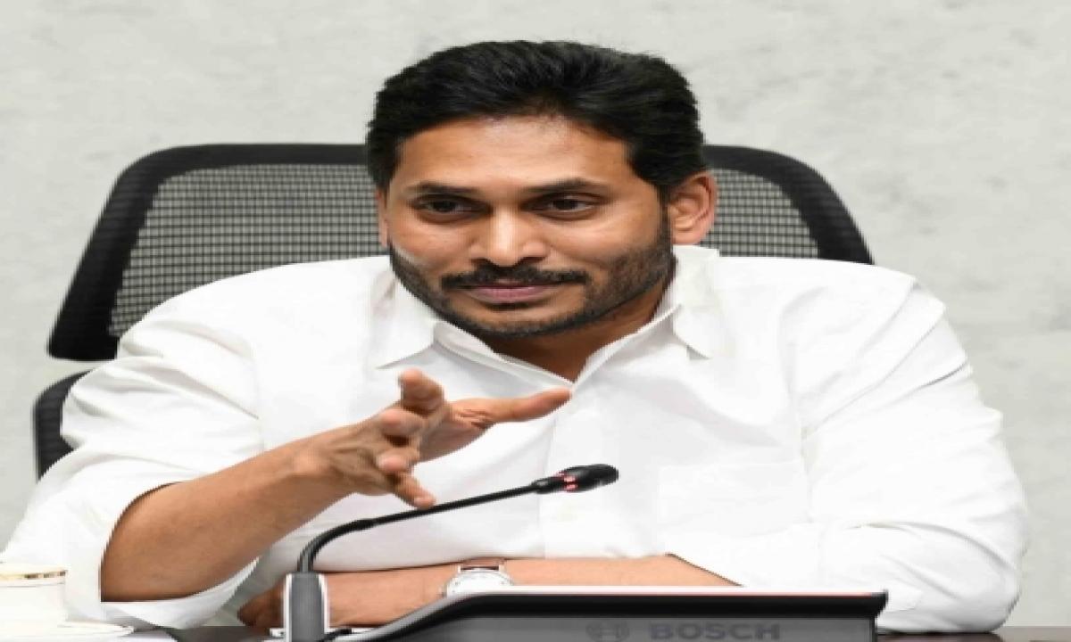 Credit For Mega Vaccination Goes To Team Effort, Jagan Tells Chiranjeevi-TeluguStop.com
