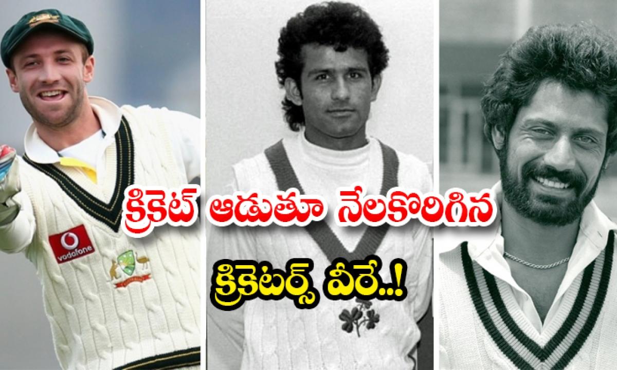 Cricketers Who Died While Playing Cricket-క్రికెట్ ఆడుతూ నేలకొరిగిన క్రికెటర్స్ వీరే..-Latest News - Telugu-Telugu Tollywood Photo Image-TeluguStop.com