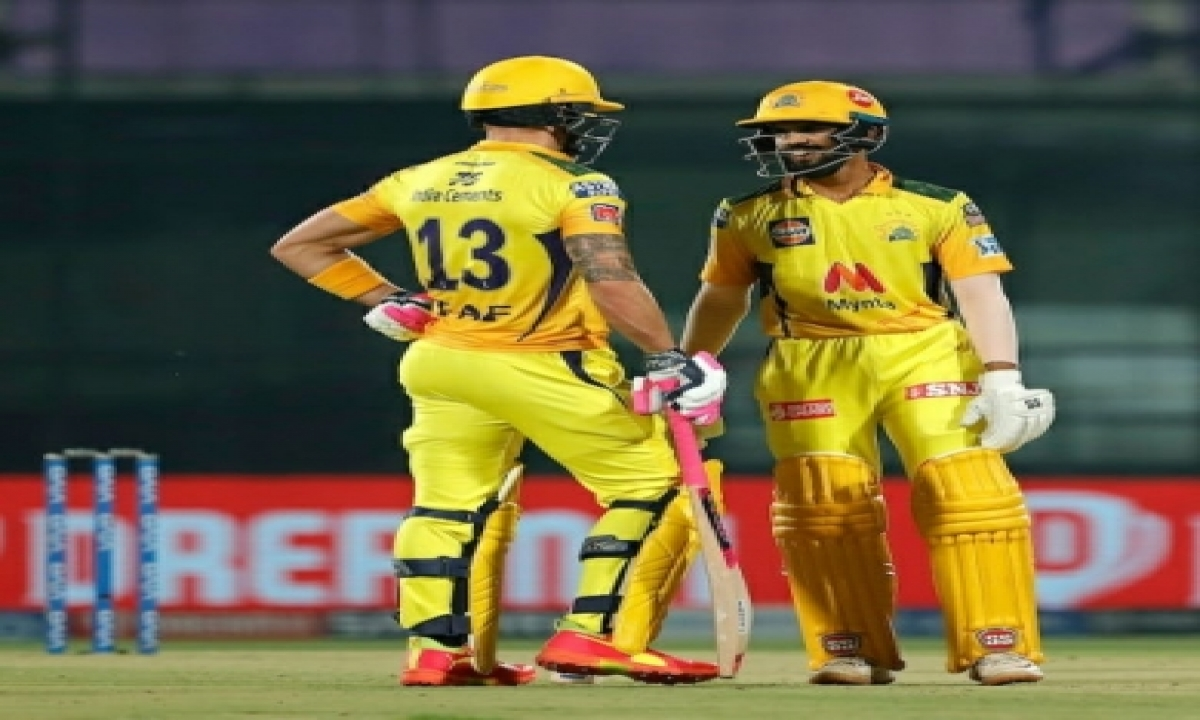 Csk Continue To Lead, Pbks Consolidate Sixth Spot-TeluguStop.com