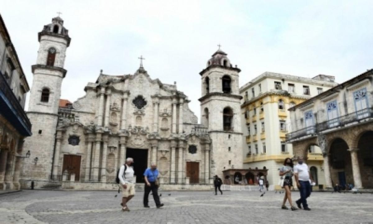Cuba Surpasses 85,000 Covid-19 Infections-TeluguStop.com