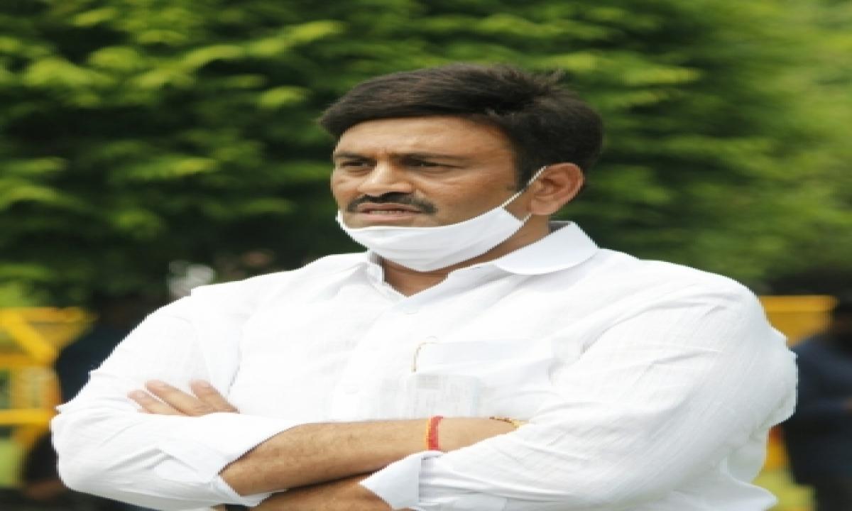 Curious Case Of Raghurama Krishna Raju, Ysrcp's Trojan Horse-TeluguStop.com