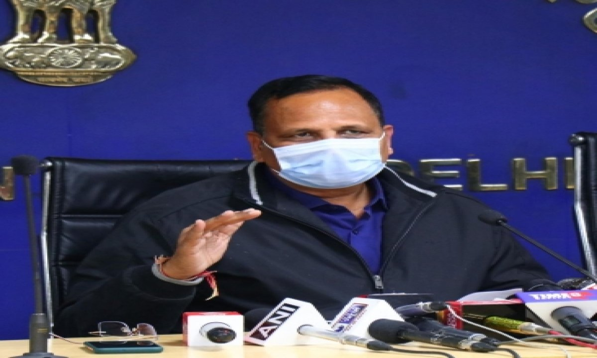 Current Covid Wave Affecting People Aged 20-45 Yrs: Delhi Minister-TeluguStop.com