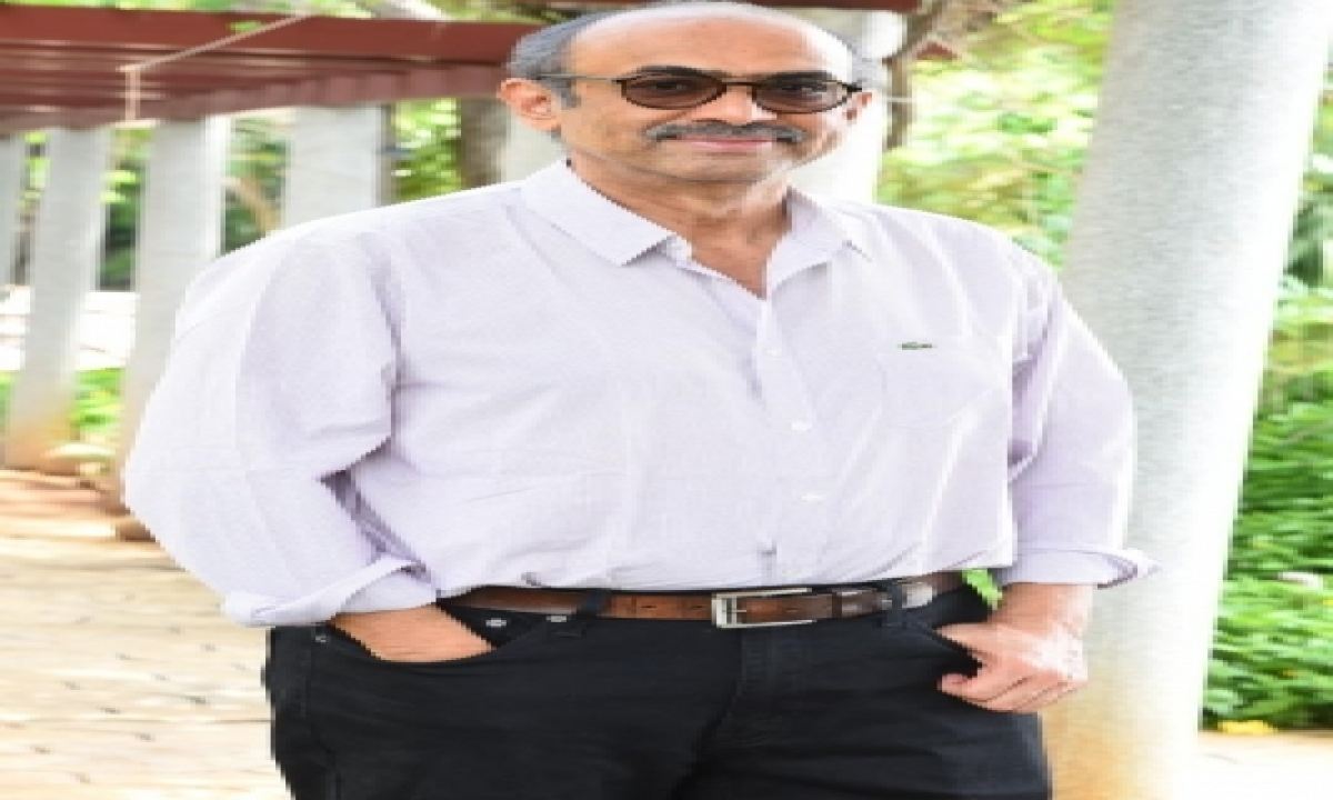 D. Suresh Babu: As Long As I Know Pulse Of Audience, I Will Last In Business-TeluguStop.com