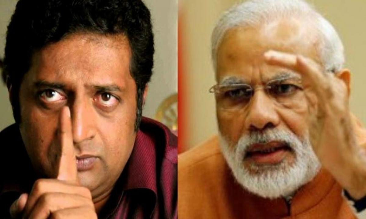 Prakash Raj's Sarcasm On 15 Lakh Covid-19 Cases-TeluguStop.com