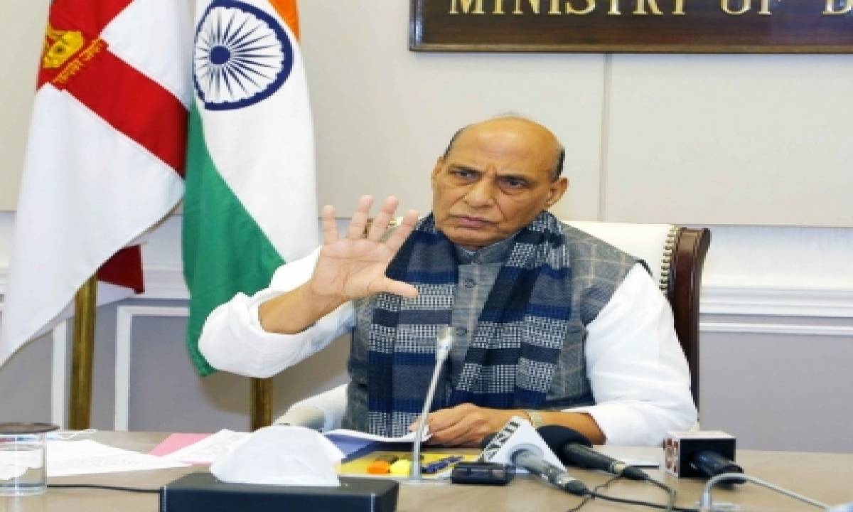 Defence Reforms Will Make India Global Powerhouse In Coming Times: Rajnath-TeluguStop.com