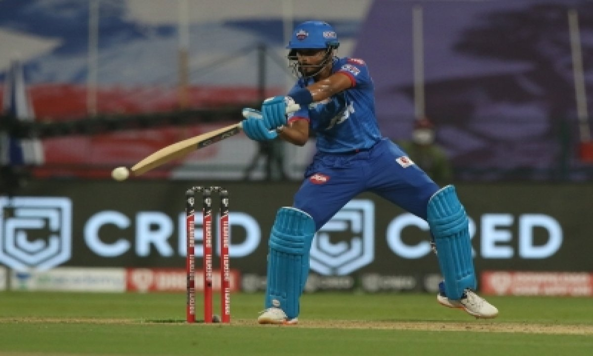 Delhi Capitals' Iyer Thrilled By His Batting On Return From Injury-TeluguStop.com